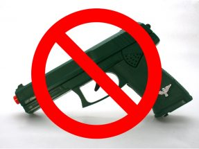 To Ban or Not Ban Cosplay Guns