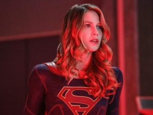 Melissa Benois as Supergirl - 2016 The CW Network