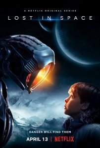 Lost In Space Promotional Image (Copyright Netflix 2018)