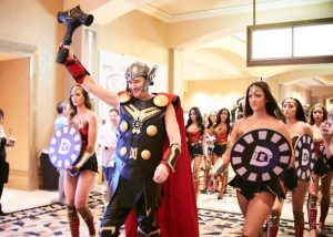 Phil Helmuth as Thor