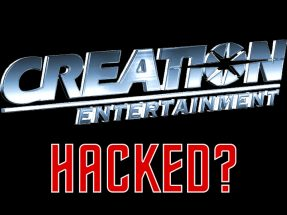 Creation Entertainment Hacked?