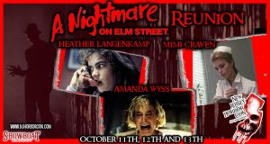 Nightmare on Elm Street!