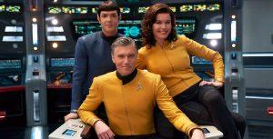 Pike gets Star Trek Spin-Off