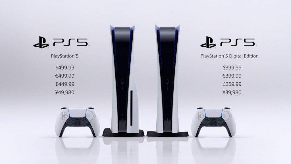 Playstation 5 Pricing
