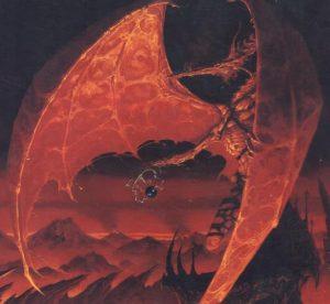 The Dragon of Tyr